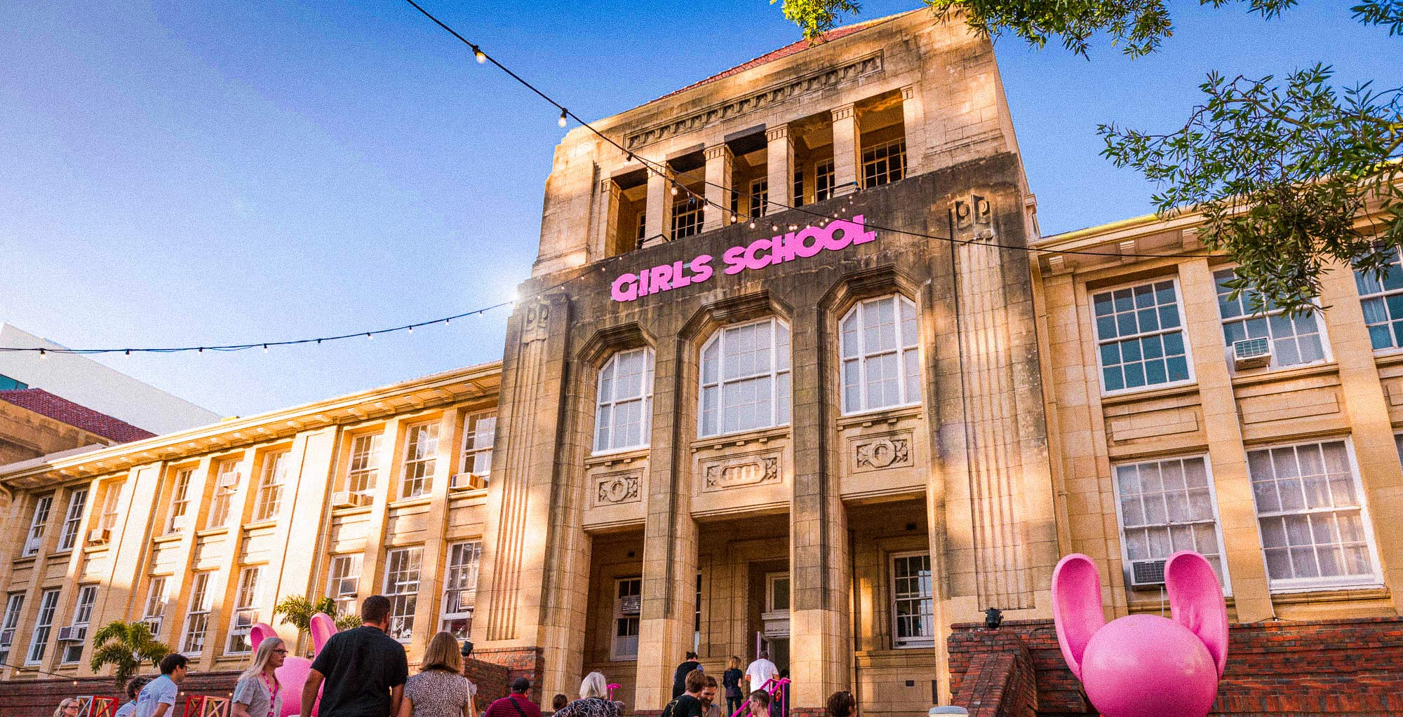 Girls School Cinema is back this may!