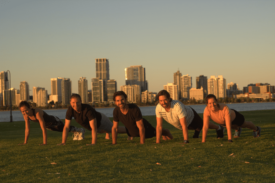 Think you can do 3,318 Push-ups?  Do it for a good cause!